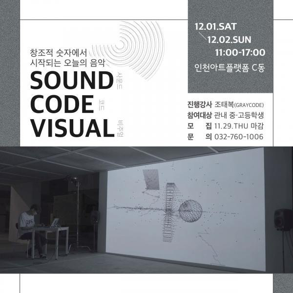SOUND:CODE:VISUAL