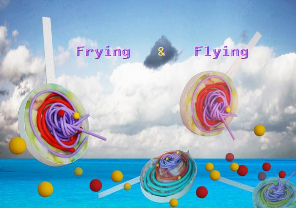 정진아 전_Frying & Flying
