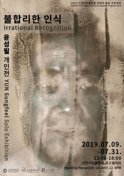 2019 IAP Project Support Program 8. YUN Sungfeel, <Irrational Recognition>