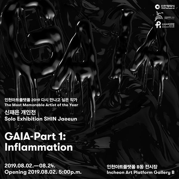 The Most Memorial Artist of the Year 〈GAIA-Part 1: Inflammation〉